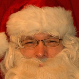 Exit Santa, Enter Saint Nick