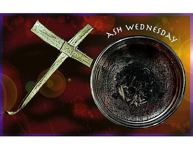 More Lent thoughts
