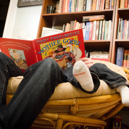 The Story-formed life – how reading develops your child's moral imagination